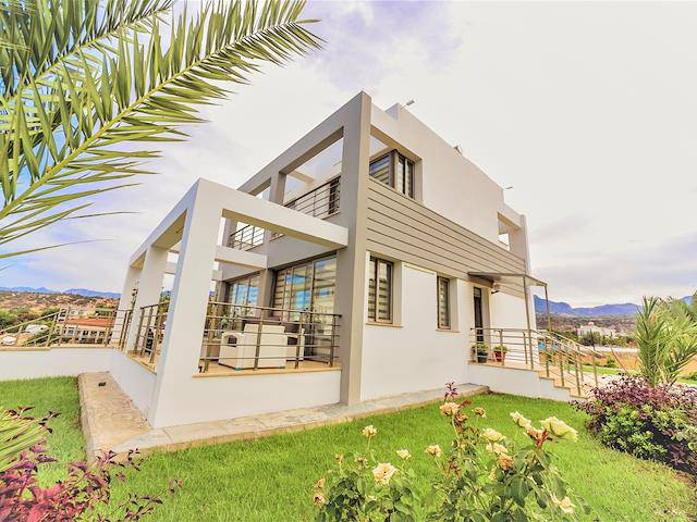Alagadi'de satılık özel havuzlu villa, 350 m² - TEXT_photo 1