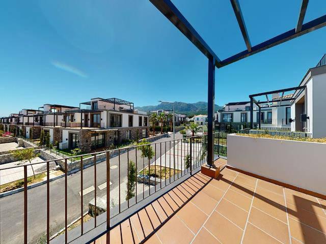 Alsancak'ta satılık bahçeli havuzlu penthouse, 182 m² - TEXT_photo 8