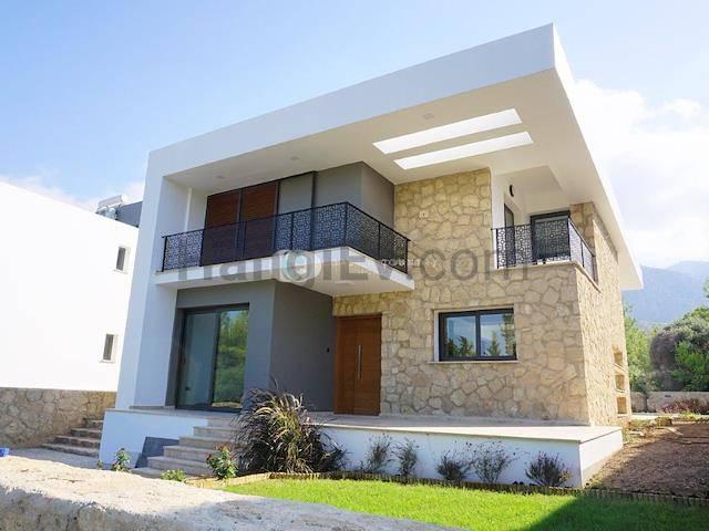 Alsancak'ta satılık bahçeli havuzlu villa, 210 m² - TEXT_photo 2