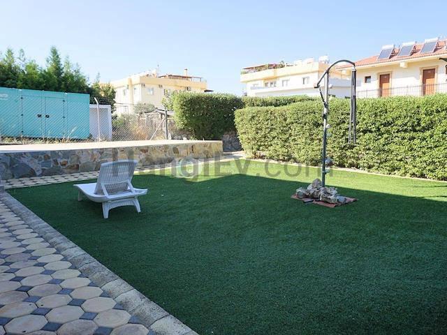 Girne Alsancak'ta satılık bahçeli şömineli villa - TEXT_photo 3