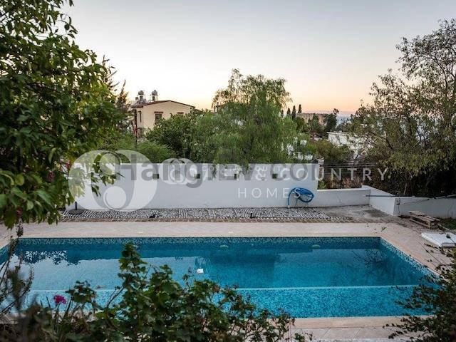 Girne Bellapais'te satılık özel havuzlu villa - TEXT_photo 3