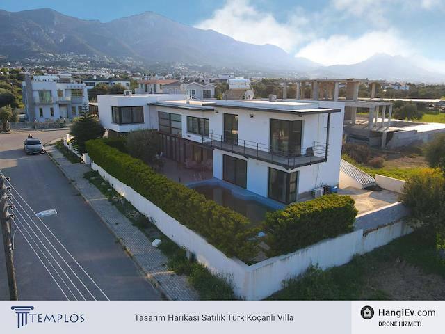 Tasarım Harikası Satılık Türk Koçanlı Villa