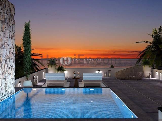 Girne Esentepe'de satılık bahçeli özel havuzlu daire - TEXT_photo 8