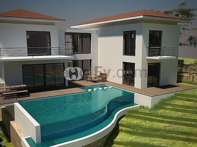 Girne Esentepe'de satılık bahçeli şömineli villa, 266 m² - TEXT_photo 6