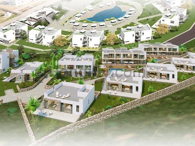 Girne Esentepe'de satılık bahçeli havuzlu villa - TEXT_photo 7