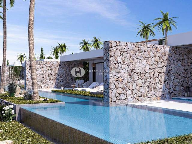 Esentepe'de satılık bahçeli özel havuzlu villa, 140 m² - TEXT_photo 1