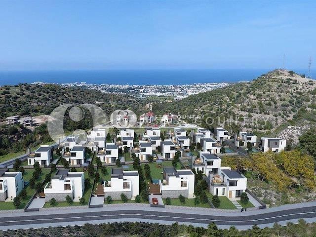 Girne Karmi'de satılık bahçeli şömineli villa - TEXT_photo 2