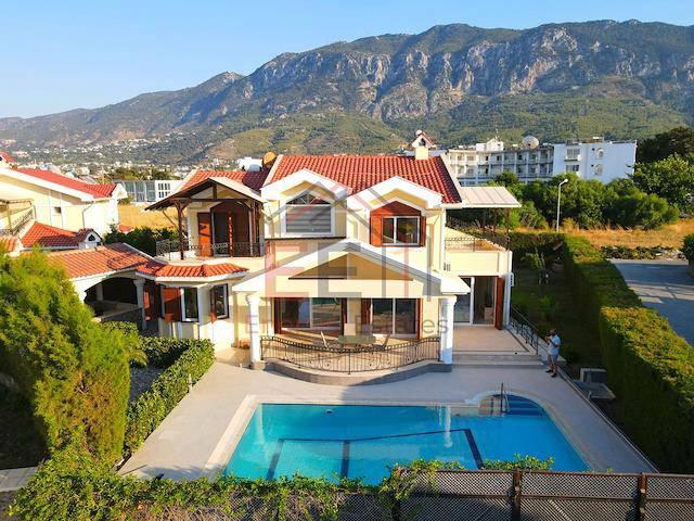 Girne Lapta'da günlük kiralık villa - TEXT_photo 1