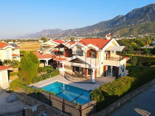 Girne Lapta'da günlük kiralık villa - TEXT_photo 3
