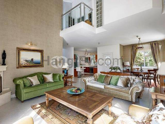 Ozanköy'de satılık bahçeli şömineli villa, 300 m² - TEXT_photo 3