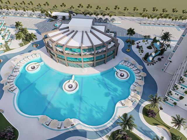 İskele Bafra'da satılık havuzlu daire - TEXT_photo 6