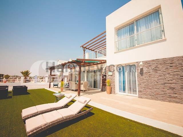 İskele İskele Boğaz'da satılık havuzlu villa - TEXT_photo 2