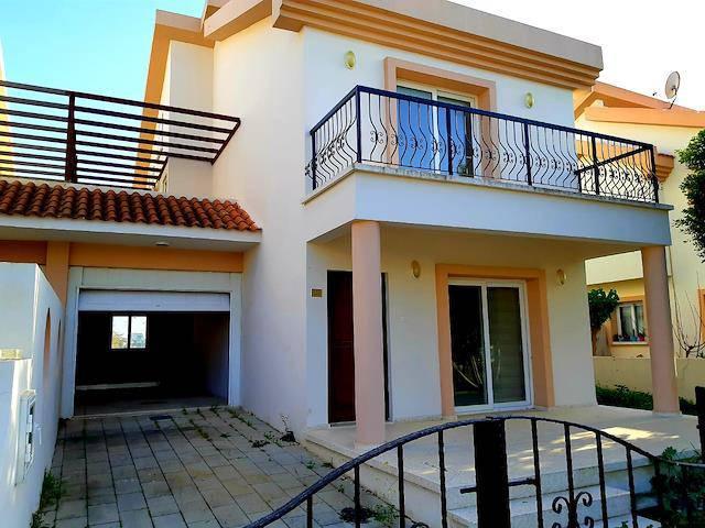 Long Beach De 165 m² 3+1 Villa