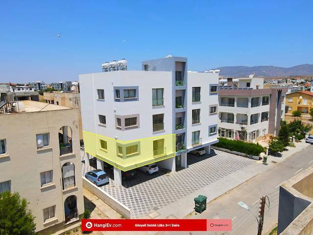 Lefkoşa Gönyeli'de satılık daire - TEXT_photo 5