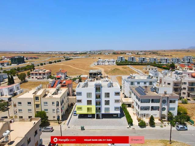 Lefkoşa Gönyeli'de satılık daire - TEXT_photo 1