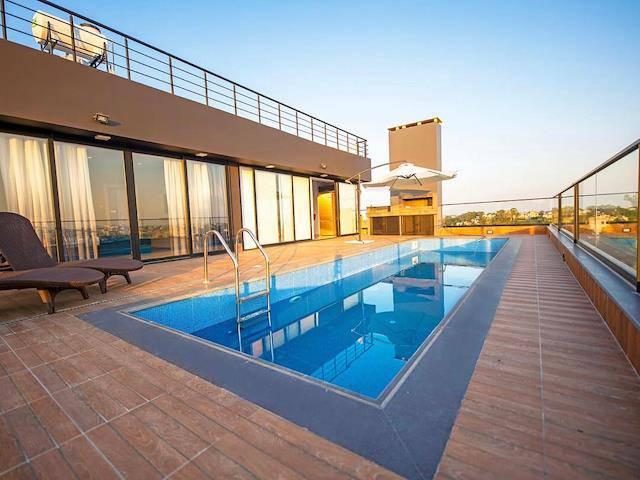Küçük Kaymaklı'da satılık özel havuzlu daire, 180 m² - TEXT_photo 4