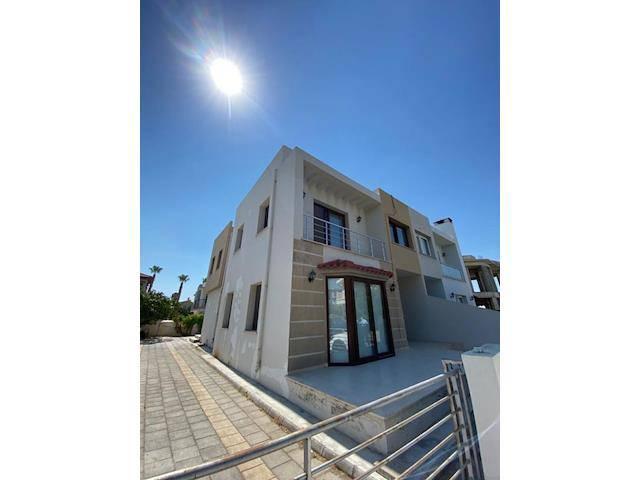 Kıbrıs Lefkoşa Yenikent'te kiralık villa