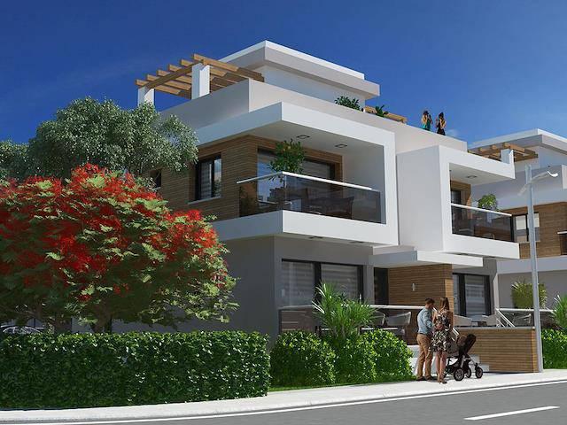 Mağusa Bölgesi'de satılık 3+1 villa
