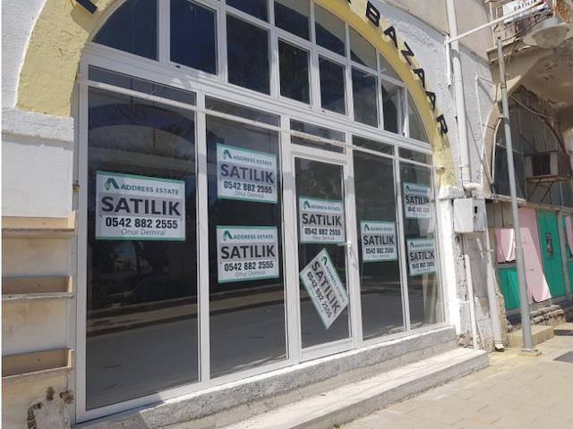 Mağusa Suriçinde Satılık Dükkan